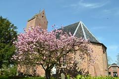 Kerkje garnwerd (jan emmo) Tags: church thenetherlands groningen kerk dorp garnwerd voorjaar groningerlandschap
