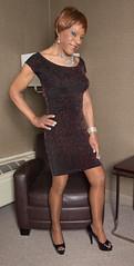 Its Sparkly! (kaceycd) Tags: stockings pumps highheels s tgirl stilettoheels pantyhose crossdress spandex lycra lurex tg stilettos nylons garterbelt minidress suspenderbelt fullyfashionedstockings sexypumps opentoepumps platformpumps stilettopumps peeptoepumps rhtstockings