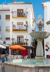 Le voeu (flowardent) Tags: spain fontaine marbella andalousie enfance andaloucia