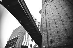 Under the bridge (Eckhard Baer) Tags: hamburg hamburger hafen brcke speicher altona grose stahl backstein klinker thisishh fotofreaks elbstrase