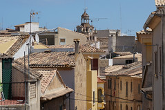 old town (picturesbywalther) Tags: old town spain village alt stadt mallorca stdte balearen alcudia hystoric