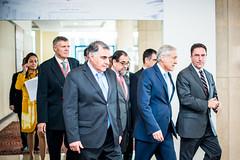 """Canciller Muñoz tras inauguración de Reunión Consultiva del Tratado Antártico """"Para Chile la Antártica es Futuro"""" (6)"""