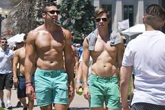 Pride2016_111 (RHColo_General) Tags: shirtless pecs muscles guys denver prideparade hotguys gaypride denvergaypride pride2016