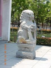 2016_04_19 087 (Gwydion M. Williams) Tags: china cats cat feline lion buddhism lions felines yangtze wuhan hubei hanyang chineselions guiyuantemple stylisedlions