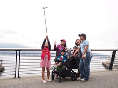 happy canada day (leeannebarr) Tags: family canada vancouver day place olympus omd selfie happycanadaday em5
