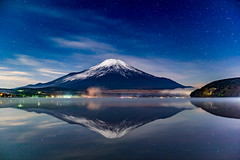 2016 January Fuji (shinichiro*) Tags:    jp 20160102ds22308 2016 crazyshin nikond4s afsnikkor2470mmf28ged fuji lakeyamanaka yamanashi japan january winter fros