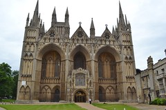Peterborough Cathedral. (greentool2002) Tags: cathedral peterborough