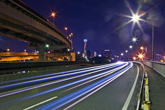 Light Trails (DigiPub) Tags: onsale gettyimages 543393502