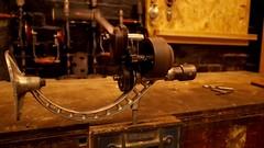 Ultra Rapid (Rhyolith) Tags: brazil germany woodwork breast tools made german unusual gears ultra rapid brace tool drill grindstone
