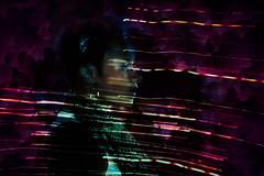 Cry for Europa (Philip L Hinton A.R.P.S.) Tags: portrait woman blur art photomanipulation photoshop dark textured