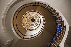 Involve (Elbmaedchen) Tags: stairs hamburg treppe escaliers roundandround nordsternhaus
