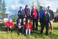 CRR Team 2016 (Downhillnut) Tags: mountains calgary race kananaskis longview relay nakiska 2016 crr k100 100miles relayteam 10runners calgaryroadrunners k1002016