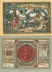 25Pf_Freienwalde_1920_C_c (thomassork) Tags: freienwalde notgeld