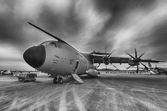 Luftwaffe B&W (Monketeer) Tags: riat raf fairford apache luftwaffe