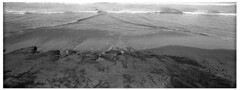 Good and pure (bc50099) Tags: hasselbladxpan 35mmnikkorlens 35mmpcnikkor panoramic eastmankodakdoublex type 5222 diafine44 blackandwhite beach socal gloaming sandiego