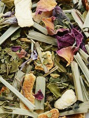 peeperment herbal tea (sachingangwar1) Tags: this with relaxing visually create striking lemongrass herbal peppermint blend the mingles