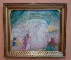 James Ensor : Theatre of Masks, 1908. (neppanen) Tags: madrid art museum painting james spain maalaus taide ensor jamesensor espanja thyssenbornemisza kuvataide thyssenbornemiszamuseum discounterintelligence maalaustaide sampen