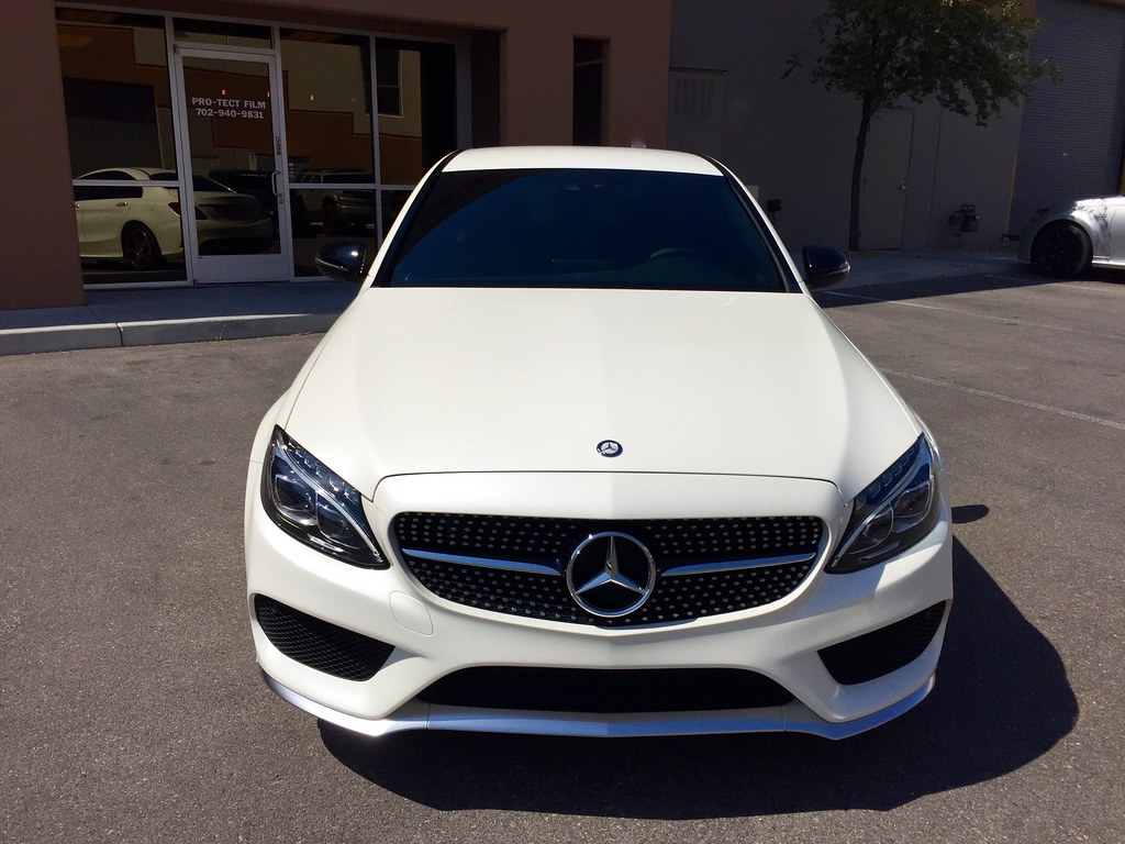 Pro Tect Film Powered By Xpel 2016 Mercedes Cla45 Amg