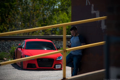Nick-7 (ignantt) Tags: audi tt rs ttrs low lowered airlift airsuspension vossen vossens wheels stance stanced