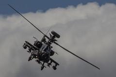 Westland AH-64 'Longbow' Apache (Hawkeye2011) Tags: 2016 uk airshow farnborough aircraft aviation transport westland ah64 longbow apache british army military