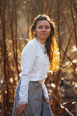 160417_Lucia_169jpg (Sergey Kaz) Tags: beautiful girl portrait 85mm 70200 lucia natural light summer sun sunny         outdoor