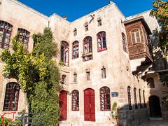 _B147870.jpg (Syria Photo Guide) Tags: aleppo alepporegion city danieldemeter house mamluk oldhouses ottoman syria syriaphotoguide         aleppogovernorate sy