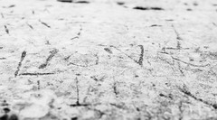 Louder than hate (lorenzoviolone) Tags: agfascala200 bw blackwhite blackandwhite finepix fujix100s fujifilm fujifilmx100s monochrome vsco vscofilm x100s angraves love mirrorless streetphoto streetphotobw streetphotography trip:malta=feb2016 word words valletta malta