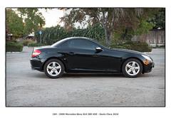 2006 Mercedes-Benz SLK 280 #05 (Godfrey DiGiorgi) Tags: 2006 car mercedes slk280 santaclara california usa