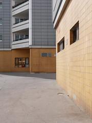 Die 14. / 02.09.2016 (ben.kaden) Tags: berlin marzahn marzahnerpromenade plattenbau architektur architekturderddr 2016 02092016