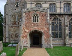 south porch (Simon_K) Tags: wiggenhall mary magdalene magdalen norfolk eastanglia