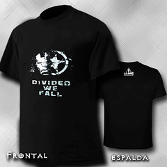 camiseta-divided (Camisetas Alone) Tags: camisetas camiseta friki alone civil war divided