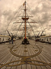 _Warrior - On Deck_DSC00985 (Ian Gearing) Tags: portsmouth historic royal dockyard hms warrior battleship boat ship war warship