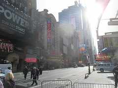 Suitcase Bomb Scare on 42nd Street 2016 NYC 5650 (Brechtbug) Tags: suitcase bomb scare 42nd street west st between 7th 8th avenues midtown manhattan police descended area following reports suspicious package which turned out be small rolling roped off front mcdonalds about 845 am while they investigated nyc 2016 new york city 09212016 false alarm fake bombs