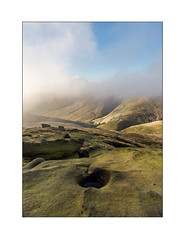 Peaking Peaks (danjh75) Tags: peakdistrict nikon d610 landscape ngc kinder scout woolpacks camping hiking clouds edale valley vale