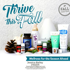 00-Introduction- Thrive this Fall (Jessica Bailey YLEO) Tags: yleo essential oils young living autumn fall recipes wellness oil oily mom body system support