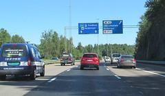 E6-7 (European Roads) Tags: e6 oslo gardermoen kvam bergen jessheim kløfta skedsmo motorvei motorway norway norge