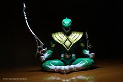 Green Rangers (PatricioEstebanHD) Tags: green power ragners mighty morphin atacama chile collection coleccion sentai canon