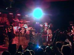 Misfits 4 (Kimbisile) Tags: concert punk themisfits sacramentoca aceofspades panasoniczs3