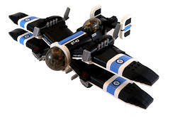 V-30 Warhawk | original by Jon Hall (Sylon-tw) Tags: world sky plane hall jon war fighter lego aircraft fantasy ii pilot moc warhawk skyfi dieselpunk sylon sylontw jonhall18