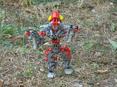DSC09004 (KopakaTonMOCs) Tags: bear old lego bionicle moc rahi hau kanohi kopakaton