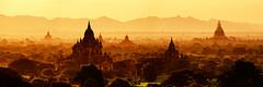 (Sunrider007) Tags: panorama mist sunrise river landscape temple burma buddhist pano south north buddhism temples myanmar dust hindu bagan irrawaddy panorami shwesandaw ayeyarwaddy guni absolutelystunningscapes