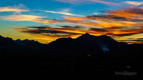Burning Sky II