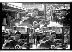 Roll 210 toy tmax400687 (.Damo.) Tags: bw film blackwhite kodak iso400 tmax400 msm xmasparty 2014 ilfordddx kodak400tmax boatbuilders ilfostop ilfordrapidfixer melbournesilvermine roll210 believeinfilm buyfilmnotmegapixels samigonreels xmasparty2014 melbournesilverminexmasparty2014
