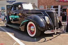 14th Annual Huntington Beachcruisers Meet (USautos98) Tags: ford hotrod custom streetrod