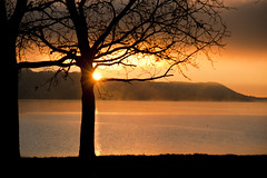 Lake Pepin sunrise (keithjsemmelink) Tags: lake minnesota wisconsin sunrise river mississippi pepin
