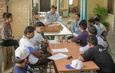Cultural Workshop - Singing, Practice time