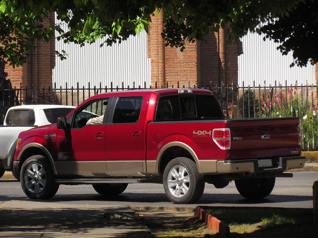 ford 4x4 pickup f150 lariat camionetas fseries supercrew