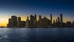 Brooklyn Brigde (Chris-Hvard Berge) Tags: new york nyc usa ny skyline brooklyn night america view manhattan sony united states manhatten brigde a7r