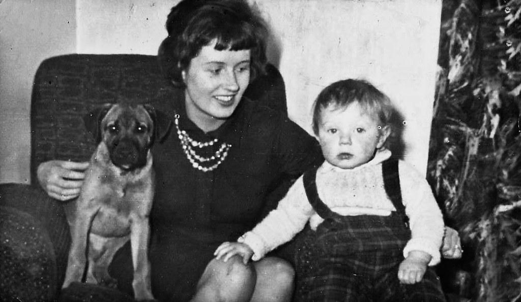 Sandra and Bryan Connor 1964