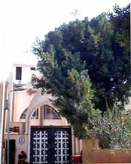 Monastery and Church of St. George - Nazlat El-Samman - Plateau pyramids - Giza - By Amgad Ellia 15 (Amgad Ellia) Tags: church st by george plateau monastery pyramids giza amgad ellia nazlat elsamman